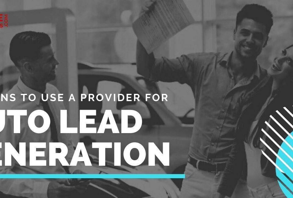 Auto Lead Generation